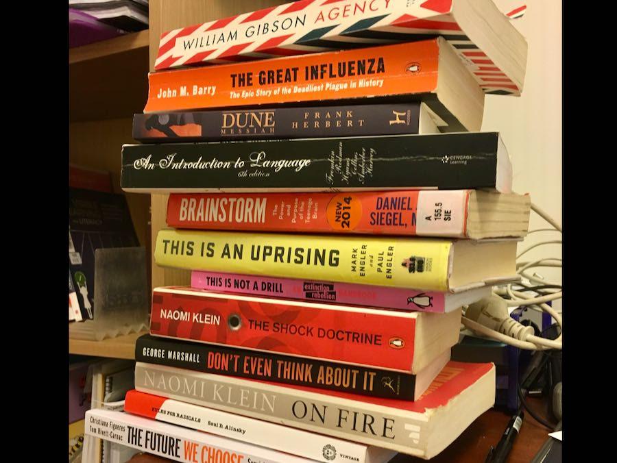 Example: Bookstack, Literature